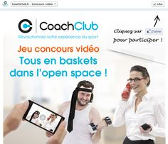 Facebook Video Contest for Coach Club - Socialshaker