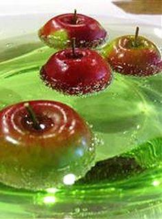 Poison Apple Halloween Punch