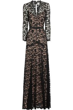 Temperly London Amoret lace gown. $3995. Worn to the War Horse premiere in London. Now on sale at netaporter.com.