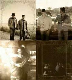 The Brothers Winchester. . . .
