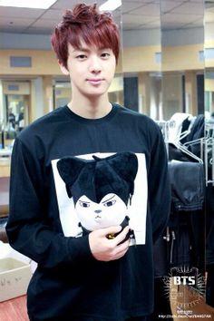 Kim Seokjin (BTS)