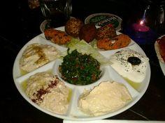 Lebanese food Amsterdam!