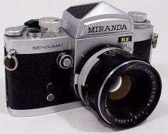 My first real camera. Haha.. I love it!