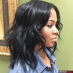 50 Best African American Short Hairstyles: Black Women 2017