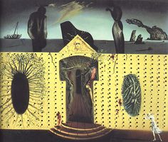 Fan account of Spanish Artist Salvador Dali, a founding father is Surrealism.