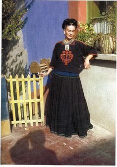 livingtowrite:    Frida Kahlo