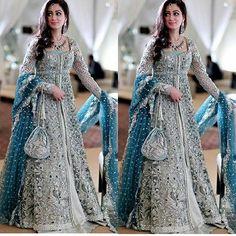 whatsapp 00923352756622 to get it replicate #lehnga #wedding #gown #grey #designer #pakistani #indian