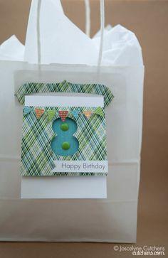 Card Hanger + 8 by @Joscelyne Cutchens