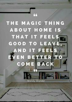 How much do you love your home? We've pulled together the 36 most beautiful quotes about the home that we could find. From Walt Disney to Benjamin Franklin, you are bound to leave this post thinking about your home in a different way. Back Home Quotes, Home Decor Quotes, Home Quotes And Sayings, Quotes About Home, Coming Home Quotes, House Quotes, Quotes About Leaving Home, Happy Home Quotes, Living Quotes