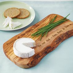 Personalised Wooden Chopping Board from notonthehighstreet.com