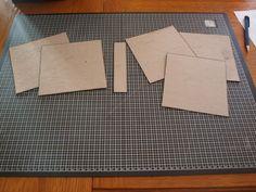 """Bonjour, voici le mini """"adorable"""" réalisé en atelier (en tant que bénévole) dans… Mini Albums Scrap, Mini Scrapbook Albums, Scrapbook Cards, Diy And Crafts, Paper Crafts, Photo Album Scrapbooking, Scrapbooking Ideas, Pocket Books, Book Journal"""