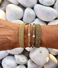macrame bracelet with silver rhinestone beads trendy hand woven jewellery handmade bracelet Bracelets Design, Handmade Jewelry Bracelets, Macrame Jewelry, Macrame Bracelets, Handmade Jewellery, Jewelry Necklaces, Bracelet Knots, Braided Bracelets, Knotted Bracelet