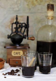 La Cucharina Mágica: Licor café gallego