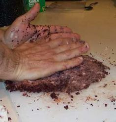 Pemmican is an ancient survival food that has NO SHELF LIFE... You can make this and store it for an emergency food supply in a survival situation gu.nu/szU