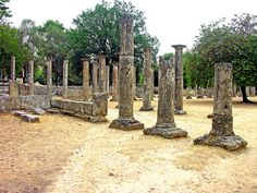 Ancient  Olympia, Greece Olympia Greece, Greece Travel, Olympic Games, Archaeology, Art History, Olympics, Greek, Explore, World