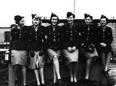 The Women's Army Corps (WAC) was the women's branch of the U. S. Army. It was created as an auxiliary unit in May of 1942, then was converted to full status as the WAC in 1943