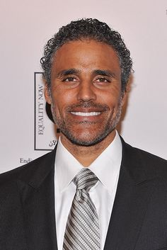 Rick Fox, Retired Basketball Player and Actor | 21 Stupidly Hot Silver Foxes That'll Make You Fall In Love With Gray Hair
