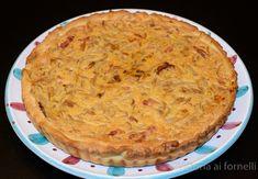 Tarte à l'oignon, ricetta alsaziana - Vittoria ai fornelli
