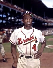 Image result for hank aaron
