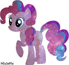 [MLP] Pinkie Pie Galaxy's Power by MixiePie.deviantart.com on @deviantART