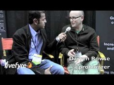 Interview with Darren Rowse at Blogworld