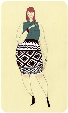 Ericka Lugo-curvy