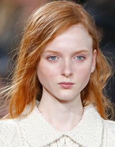 Michael Kors #GingerHairInspiration