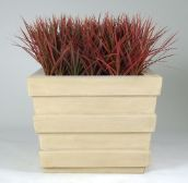 Southern Pines Square Planter