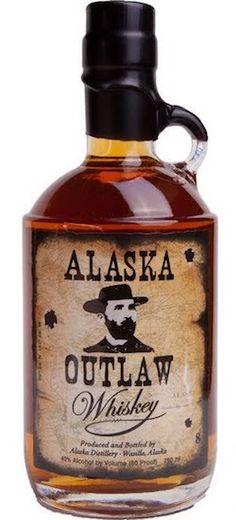 Alaska Outlaw Whiskey, a small batch artisan whiskey from alaska distillery Good Whiskey, Cigars And Whiskey, Scotch Whiskey, Bourbon Whiskey, Whiskey Bottle, Oldest Whiskey, Whiskey Girl, Alcohol Bottles, Liquor Bottles