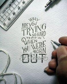 Beautiful Minature Calligraphy Posters Feature Inspirational & Motivational Quotes | Blaze Press