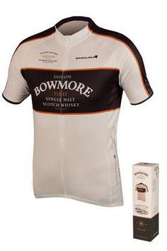 048b401ed Endura Bowmore Whisky Jersey With Gift Box - A cycle jersey celebrating a  single malt-