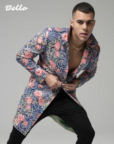 Famous Latinos, Throwback Songs, Little Mix Girls, Dance Moms Videos, Male Fashion Trends, Pretty Boys, Girls Shoes, Kimono Top, Blazer