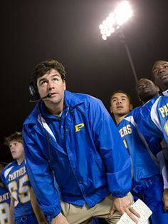 Coach Taylor! Clear Eyes, Full Hearts, Can't Lose.  LOVE THIS SHOW.