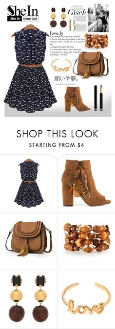 """""""Sweet Girl~"""" by amy0527 ❤ liked on Polyvore featuring Jessica Simpson, Emily & Ashley, Marni and Gucci"""