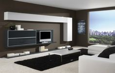 decoracion salones modernos