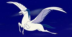 I got Pegasus, from Hercules (PE)! Which Disney Horse Are You? | Oh My Disney