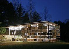 Gray Organschi Architecture - Project - Storage Barn