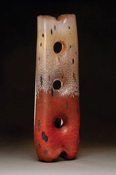 Red Ocher Ladder - Peter Wright