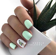 nails for kids & nails for kids . nails for kids cute . nails for kids easy . nails for kids cute short . nails for kids cute and easy . nails for kids gel . nails for kids acrylic . nails for kids christmas Summer Acrylic Nails, Best Acrylic Nails, Acrylic Nail Designs, Summer Nails, Nail Art Designs, Nails Design, Short Nail Designs, Nail Designs Spring, Simple Designs