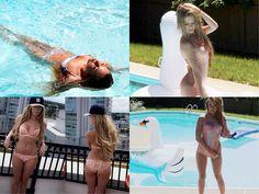 The 2nd part of my swimwear lookbook if finally here!!! With swimsuits from T.W.I.S.T.E.D.B.I.T.C.H.E.S , Victoria's Secret and Forever 21 !! #Bikini #Swim #swimwear #Swimsuit #onepiece #VS #victoriassecret #forever21 #twistedbitches #lookbook #collection #series #blonde #hot #sexy #model #babe #fit #fitness #sun #pool #beach #boat #favorites #pushup #chekybottoms #brazilian #brazilianbikini