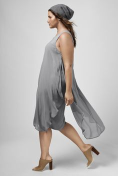 f4932e3f413 This New Plus-Size Clothing Collaboration Is A Modern Minimalist s Dream  Otis College