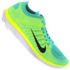 Tênis Nike Free 4.0 Flyknit – Feminino - Verde/Verde Cla Desconto Centauro para Tênis Nike Free 4.0 Flyknit – Feminino - Verde/Verde Cla por apenas R$ 599.90.