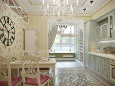 Обои в стиле прованс: 75+ воплощений французского шика и очарования в интерьере http://happymodern.ru/oboi-v-stile-provans-foto/ oboi_provance_44 Смотри больше http://happymodern.ru/oboi-v-stile-provans-foto/