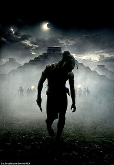 Epic: Mel's film Apocalypto takes place in the last days of the Mayan empire in which a yo...