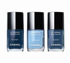 Chanel Le Vernis 2011 Fashions Night Out collection