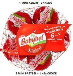 Babybel Original Syns