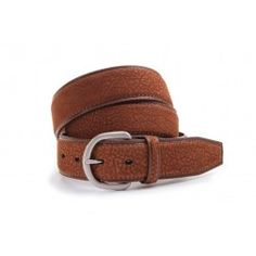 Italian made Bison skin Leather belt.. Available at djante.com