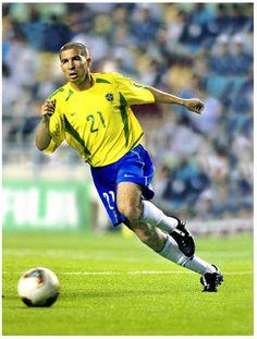 Luisão ex-seleção brasileira
