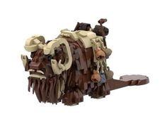 Lego Village, Andrew Miller, Lego Animals, Lego Moc, Lego Creations, Lego Star Wars, Legos, Creatures, Lego Ideas