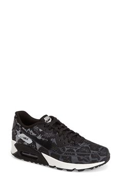 Nike 'Air Max 90 Jacquard' Sneaker (Women) available at #Nordstrom